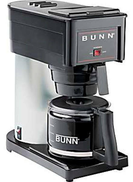 Bunn Coffee Maker High Altitude : Bunn Velocity Brew High Altitude 10-Cup Home Brewer, Black - Contemporary - Coffee And Tea Makers