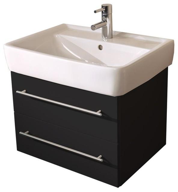 waschtisch waschbecken schwarz. Black Bedroom Furniture Sets. Home Design Ideas