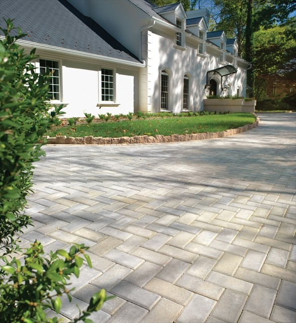 Home Driveway Design Ideas: Di V&S Landscape Supply