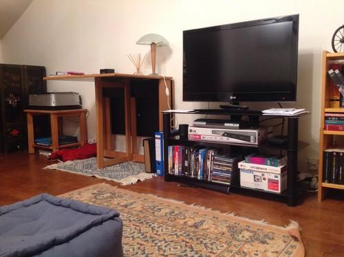 O placer son meuble imprimante dans un salon - Meuble imprimante ...