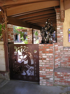 Requested Projects - Eclectic - Home Fencing And Gates - los angeles - by J.P. Gorman Metal ...