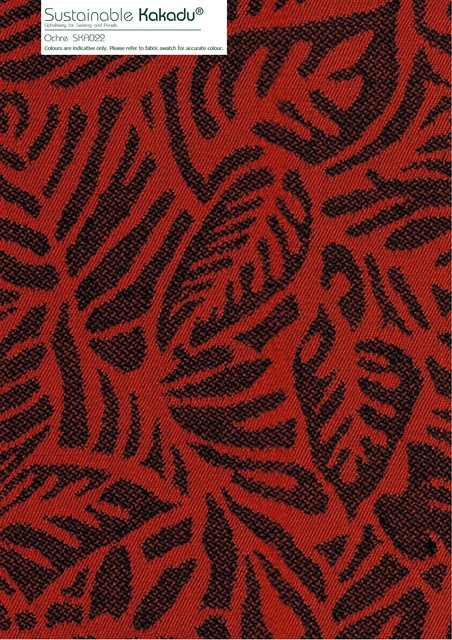 Ochreska22 Contemporary Upholstery Fabric Melbourne