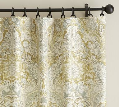 Gold And Teal Damask Curtains - Best Curtains 2017