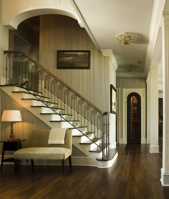 Blue Heron Pond Kiawah Island Sc Traditional Staircase Charleston By Buffington Homes