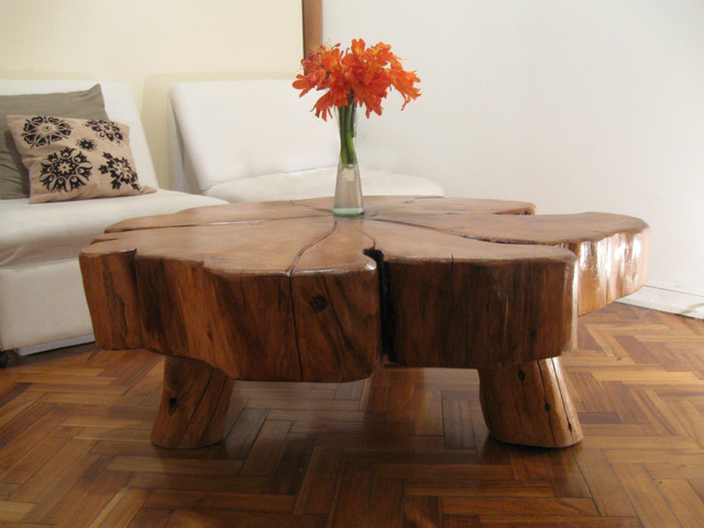 Salvaged Wood Coffe Tables Modern Furniture Philadelphia By Patron Design