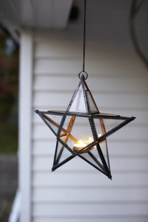 star candle holder modern outdoor lighting by cox cox. Black Bedroom Furniture Sets. Home Design Ideas