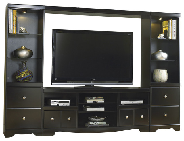 Tv Stand With Side Storage :