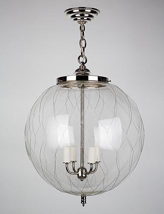 Sorenson 18 Lantern Contemporary Pendant Lighting By