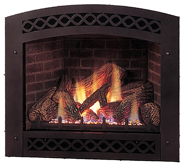 majestic lexington direct vent gas fireplace natural gas