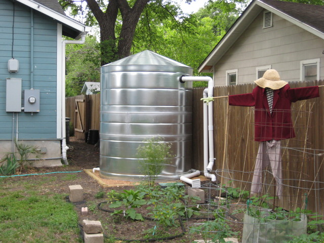 Rainwater Harvesting Systems Watering And Irrigation