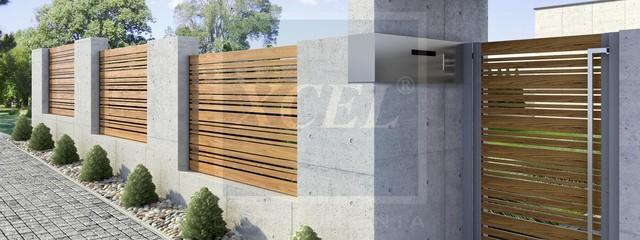 Arete Horizon Contemporary Home Fencing And Gates