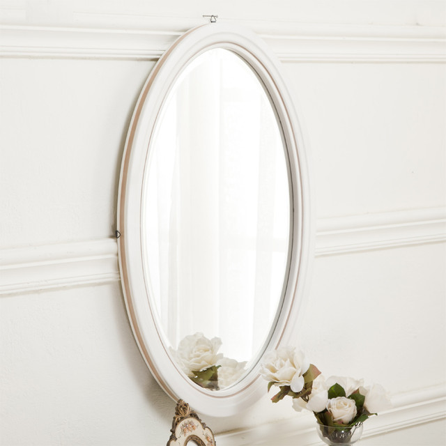 Creative Marseille Bath Mirror  Traditional  Bathroom Mirrors  By Ballard