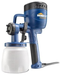 Finish Max Fine Finish HVLP Paint Sprayer - Contemporary - by Home Depot