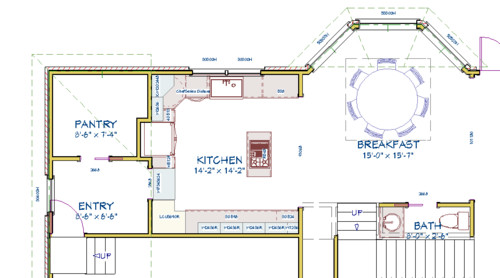 Need Help With Kitchen Layout