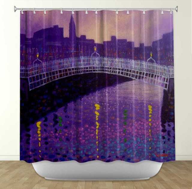 Amazing Shower Curtains Modern Shower Curtains Denver By Dianoche Designs