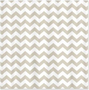 Curtains Chevron Pattern - Rooms