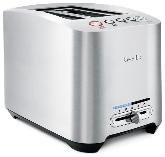Breville Countertop Convection Oven Uk : Breville Die-Cast Smart Toaster, 2 Slice - Modern - Toasters - by Chef ...