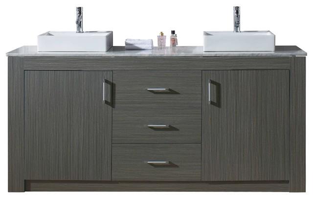 72 Double Bathroom Vanity