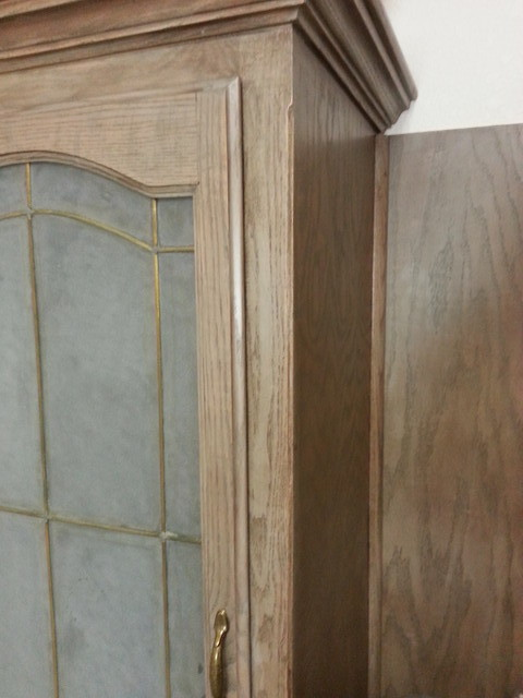 Questions About Replacing Cathedral Arch Oak Doors Before