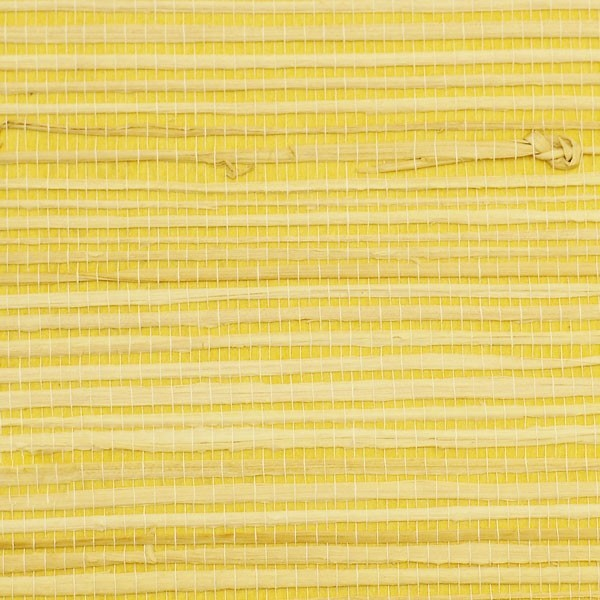 rush yellow grass cloth wallpaper double roll bord de mer papier peint par walls republic. Black Bedroom Furniture Sets. Home Design Ideas