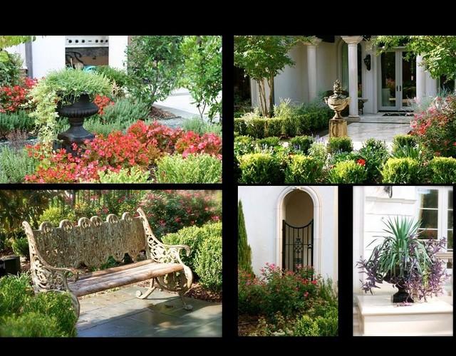 Dallas texas private estate garden design dallas by for Garden design dallas