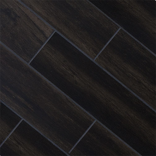 dark wood tile floors (not real wood) - bogleheads