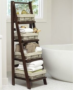 Ladder Storage Furniture