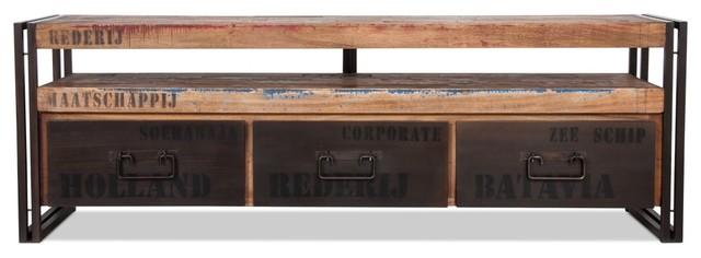 sideboard clash breit. Black Bedroom Furniture Sets. Home Design Ideas
