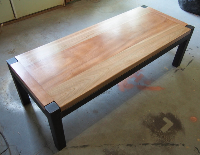 Gratis Coffee Table Industrial Coffee Tables Atlanta By Famous Elements Studio
