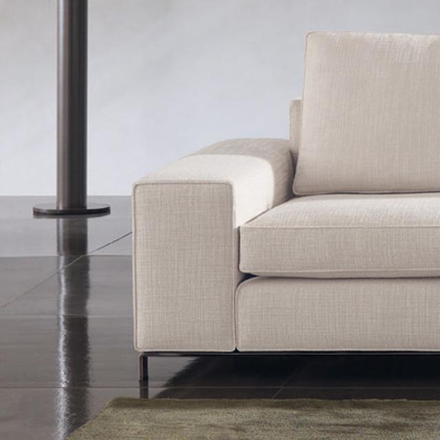 Modern Low Sofa : Minotti Williams Sofa - Low Arm - Modern - Sofas - by Switch Modern