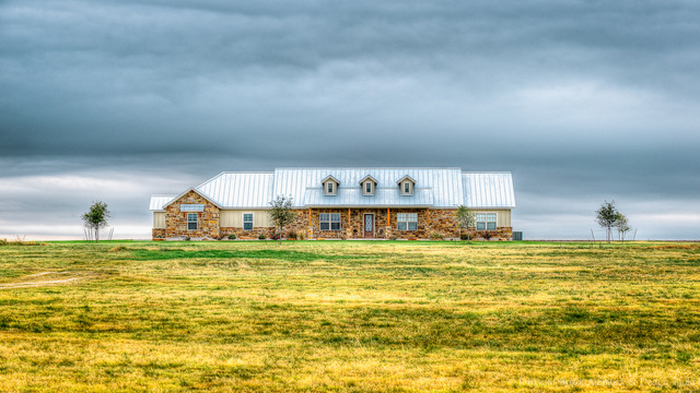 Architectural Designs 4 Bed Hill Country Ranch House