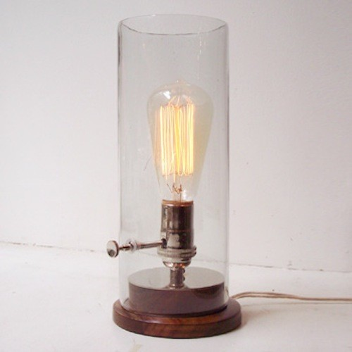 Edison Lamp - Eclectic - Table Lamps - other metro - by ...