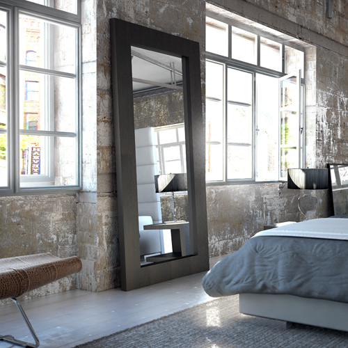 norfolk mirror moderne miroir poser au sol los. Black Bedroom Furniture Sets. Home Design Ideas