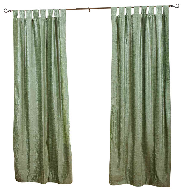 Olive Green Curtains Drapes Dark Olive Green Sheer Curtains