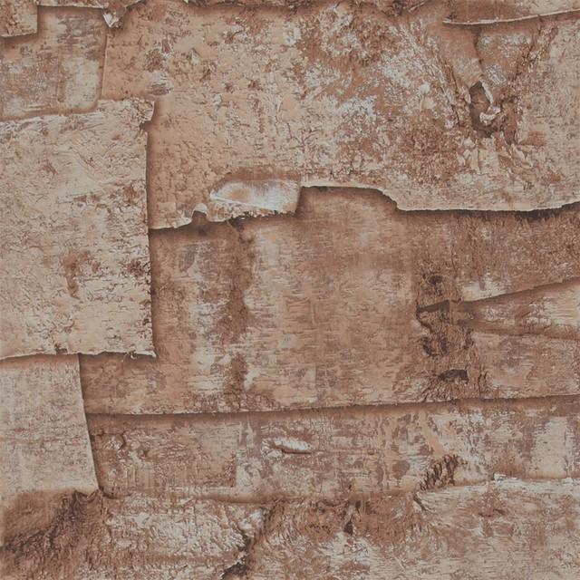 birch bark wallpaper r2577 contemporary wallpaper by