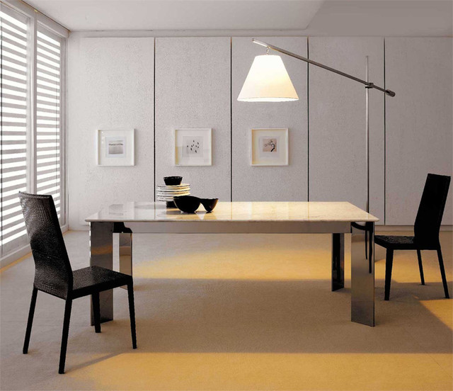 Zenith dining table by cattelan italia modern love for Zenith sofa table