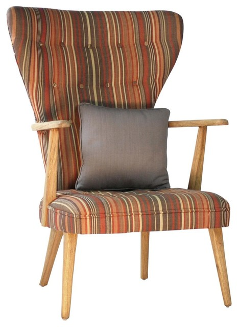 Dovetail Domino Chair Traditional Furniture By