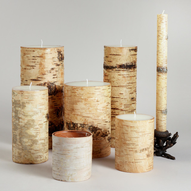 Birch Candles Contemporary Candles By Cost Plus