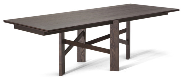 accademia dining table oak