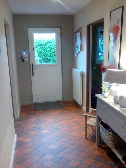 Aide pour le couloir entr e - Peinture pour couloir d entree ...