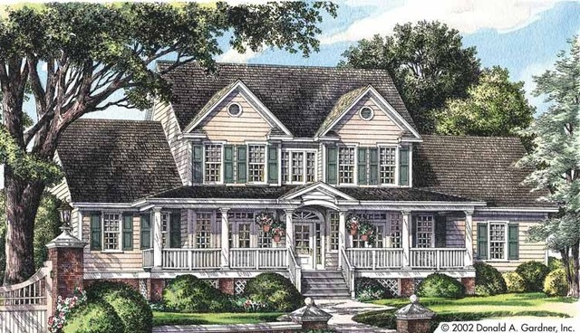 House Plan Hwepl08623 From Rendering By