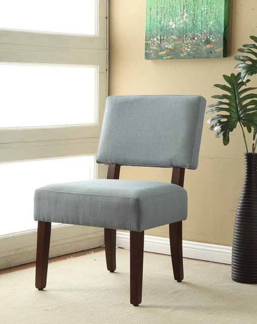 kinfine morgan accent chair contemporary living room