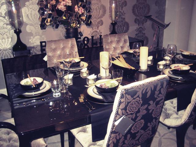 Diffa Glam Tablescapes