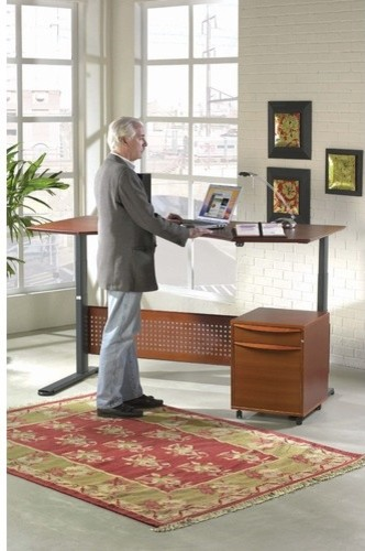 Collection 17 Adjustable Computer Desk Modern Home