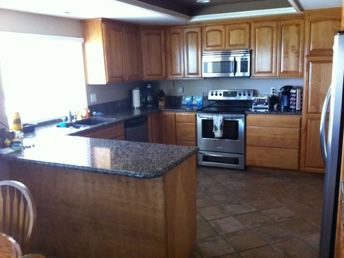 Need Kitchen Help!