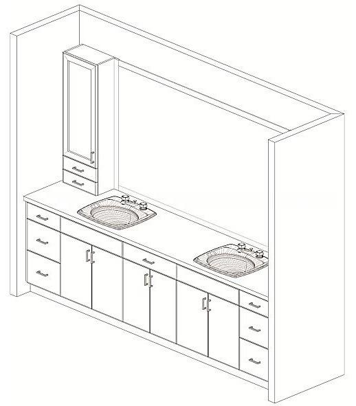 Original White Bathroom Vanities  Bathroom Vanities And Sink Consoles  Miami
