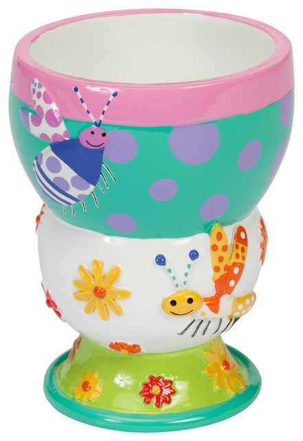 Cute as a bug tumbler eclectic kids bathroom for Cute bath accessories