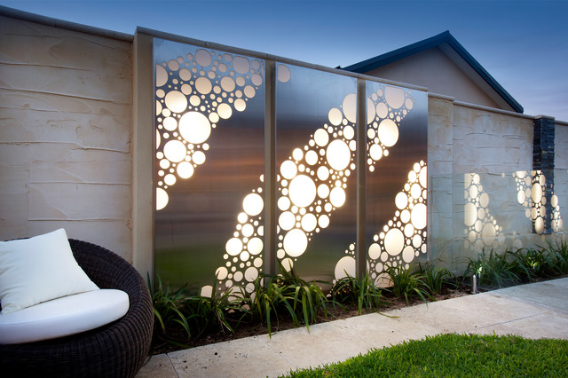... Series Lightbox - Modern - Outdoor Decor - perth - by Outside In