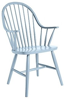 Windsor Arm Chair Traditional Dining Chairs By Maine