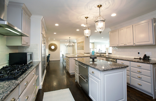 Druid Project - Transitional - Kitchen - dallas - by JRH Design+Build